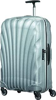 Samsonite 73350 Cosmo lite 3 Spinner Hard Side Luggage, Silver, 69 Centimeters