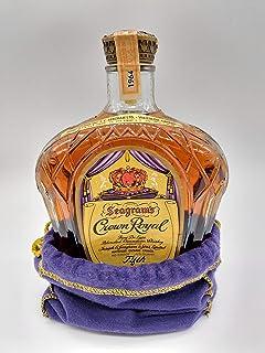 "Seagram""s Crown Royal Whisky 1964"