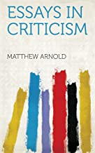 Best essays in criticism by arnold Reviews