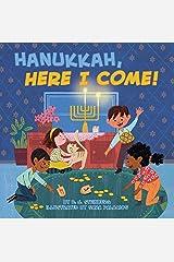 Hanukkah, Here I Come! Kindle Edition