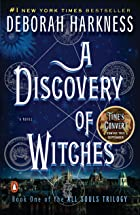 Cover image of A Discovery of Witches by Deborah Harkness