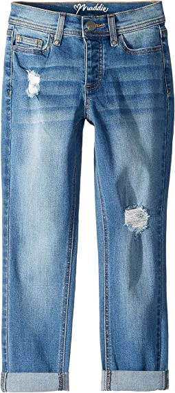 Denim Girlfriend Jeans (Big Kids)