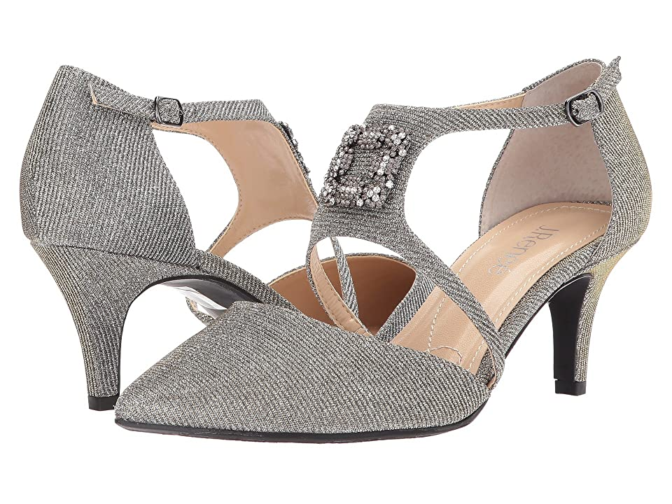 J. Renee Halleigh (Pewter) High Heels