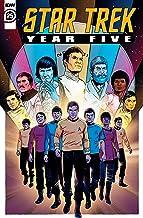 Star Trek: Year Five #25