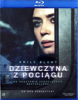 The Girl on the Train [Blu-Ray] (English audio)