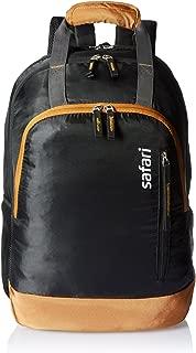 Safari Polyester 32 Ltrs Black Laptop Backpack (Rover)