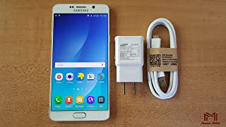 Samsung Galaxy Note 5 SM-N920T 64gb - Unlocked Cellphone GSM - Platinum Gold (T - Mobile)