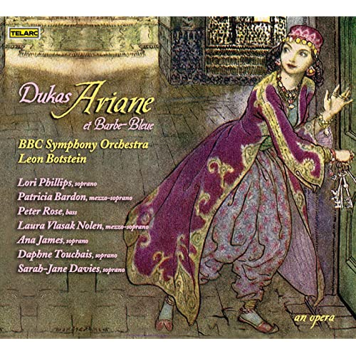 Amazon.com: Dukas: Ariane et Barbe-Bleue: Leon Botstein ...