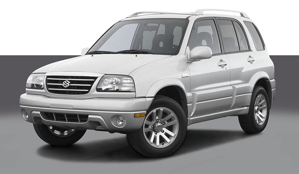 Amazon 2003 Suzuki Grand Vitara Reviews Images And Specs