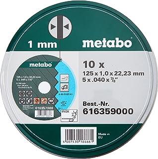 metabo 616359000 INOX-skivor i tenn, Grön