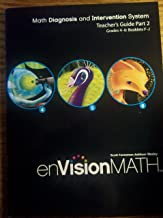 Math Diagnosis and Intervention System, Teacher's Guide Part 2, Grades 4-6: Booklets F-J (enVision Math)
