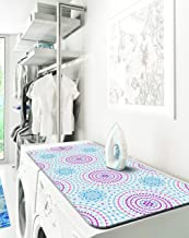Laundry Solutions By Westex 2-in-1 Portable Steamer Pad Boho Tile Boho Tile