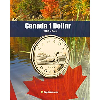 Album For Canada 5 Cents 1953-Date Coins Lighthouse Vista Book Safe Storage NEW