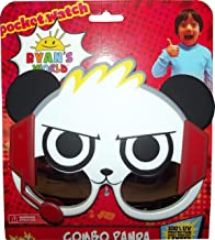 Sun-Staches Party Costumes Ryan Toys Review Combo Panda New