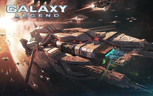 『銀河の伝説:宇宙艦隊育成「RPGXSFゲーム!絶賛!」』の2枚目の画像