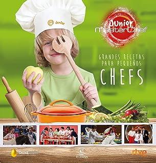 Grandes recetas para pequeños chefs (Fuera de colección