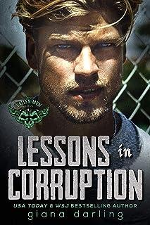 Lessons In Corruption: A Student/Teacher Romance (The Fallen Men Book 1)
