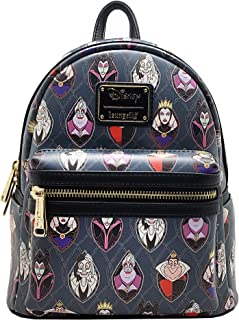 X Disney LASR Exclusive Villains Stained Glass Mini Backpack