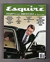 Esquire Magazine (November, 2017) Bryan Cranston Cover