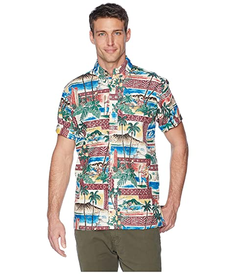 70f40b0e0 Reyn Spooner Hawaiian Christmas Classic Fit Shirt at 6pm