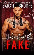Coverbild von Valentine's Fake, von Sarah J. Brooks