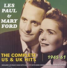 Best Complete Us & UK Hits 1945-61 Review