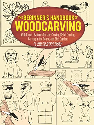 Beginner's Handbook of Woodcarving