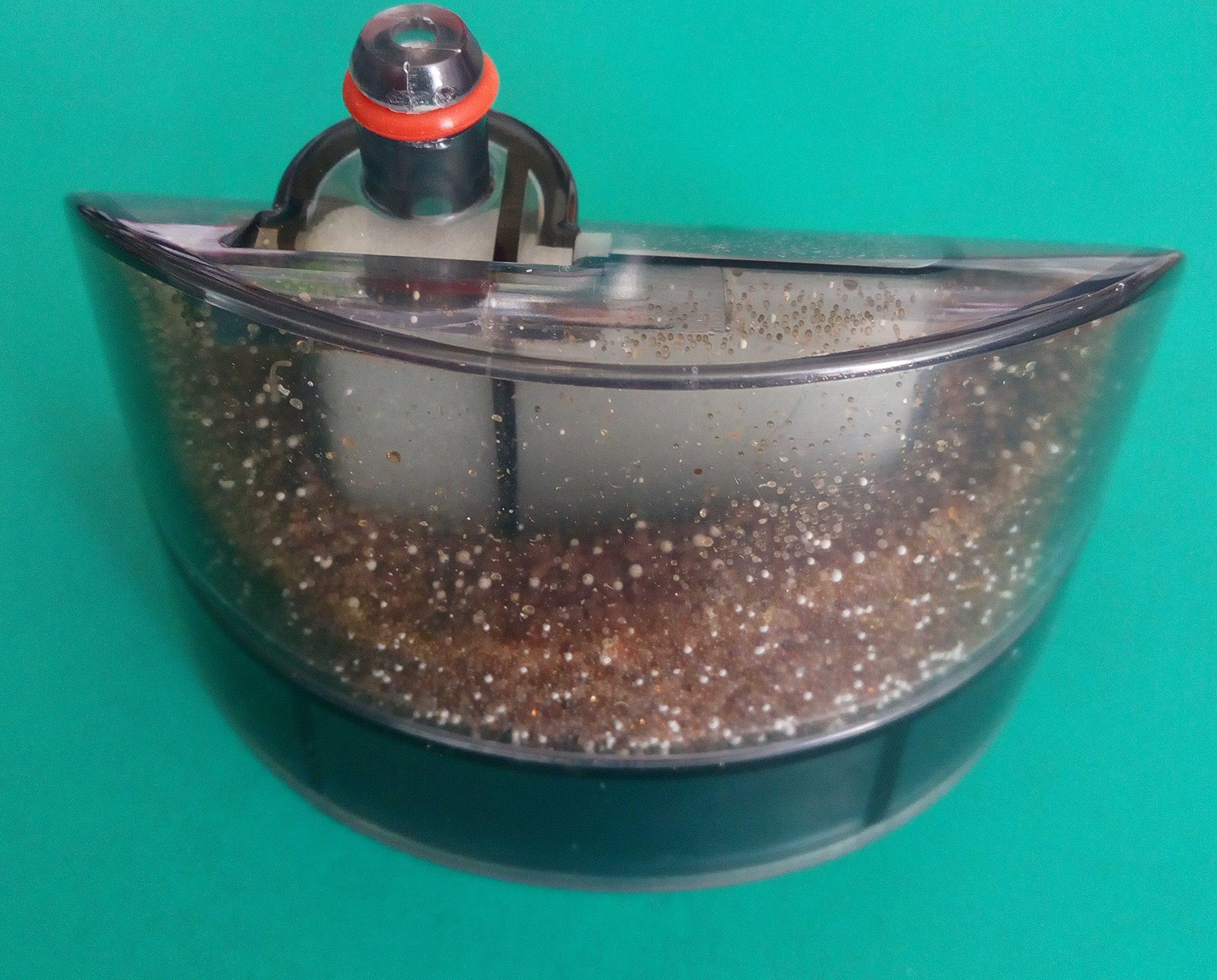 Filtro agua recipiente para Silvercrest – Ariete Steam Mop: Amazon ...