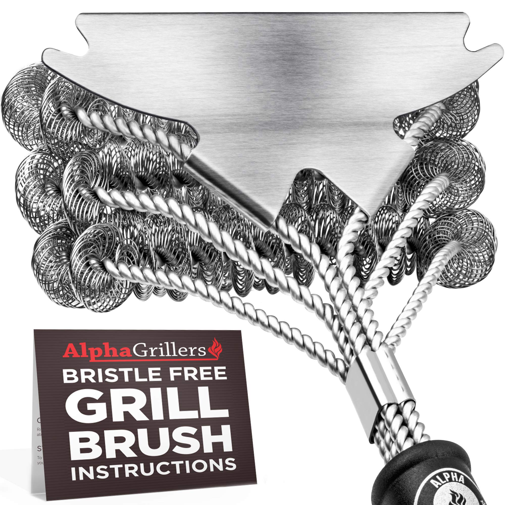 Alpha Grillers Stainless Including Accessories