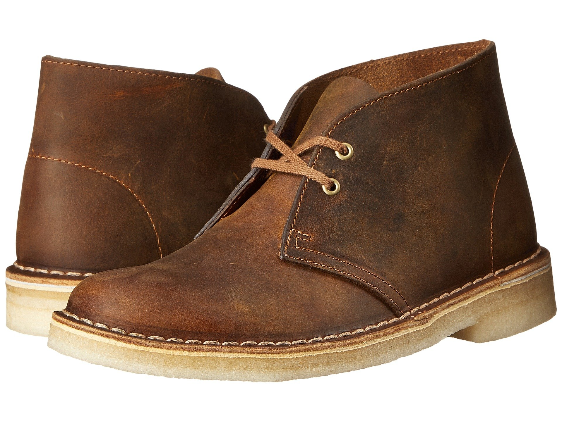 clarks womens brown boots