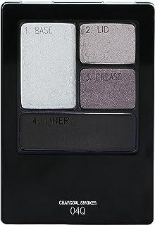 Maybelline New York Expert Wear Eyeshadow Quads, Charcoal Smokes, 0.17 oz.