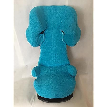 Sommerbezug Schonbezug Für Cybex Solution X X2 X Fix X2 Fix Frottee 100 Baumwolle Türkis Baby