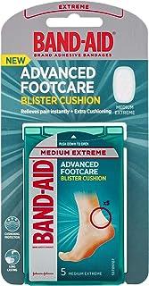 Band-Aid Advanced Footcare Medium 5s, 0.005 kilograms