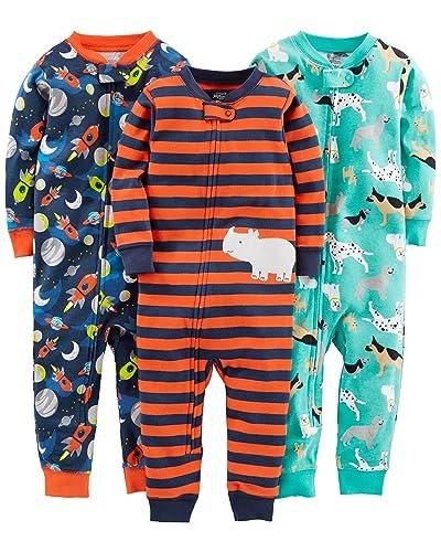 03250896f Carter s Baby Boy Pajamas  Amazon.com