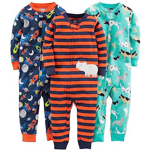 377c55ff8 Carter s Baby Boy Pajamas  Amazon.com