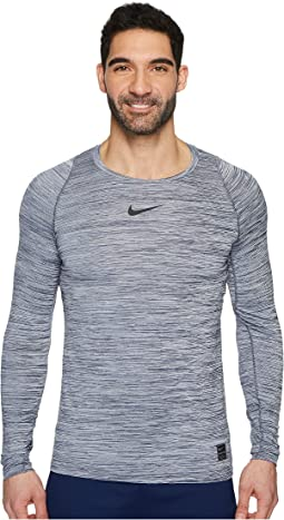 Pro Heathered Long Sleeve Training Top