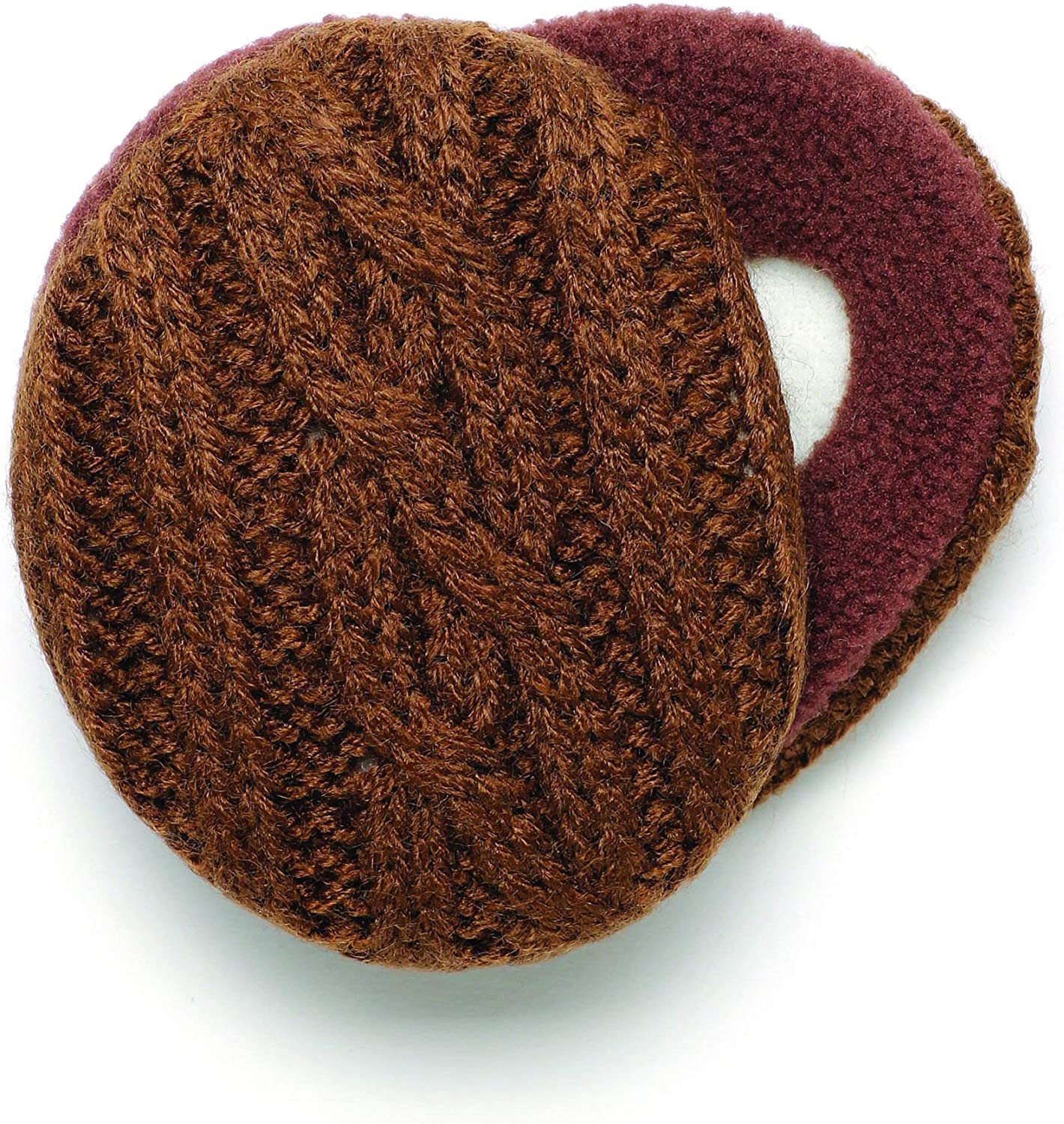 Sprigs Earbags Cable Knit with Thinsulate