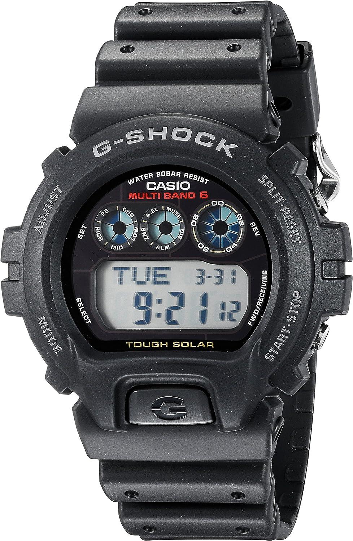 Casio G-Shock GW6900-1 Tough Solar Sport Watch