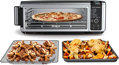 "Ninja-SP101-Foodi-Counter-top-Convection-Oven,-19.7""-W-x-7.5""H-x-15.1""D"