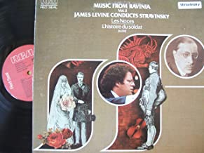 Music from Ravinia: James Levine Conducts Stravinsky, Vol. 2: Les Noces, L'histoire du soldat (suite)