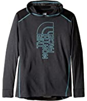 The North Face Kids - Long Sleeve Reactor Hoodie (Little Kids/Big Kids)