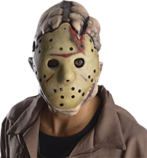 Costume Men's Friday The 13Th Jason Double Mask