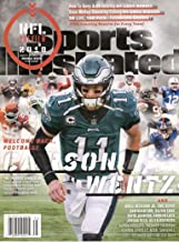 Sports Illustrated Magazine (August 27, 2018 - September 3, 2018) Carson Wentz Cover
