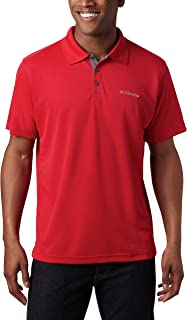 Men's Utilizer Short Sleeve Wicking Polo with Uv Protection