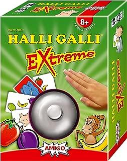 Halli Galli - Extreme: Für 2 - 6 Spieler. Spieldauer ca. 20 Minuten