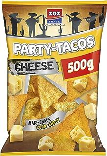 XOX Party Tacos Nacho Cheese 1 x 500 g