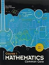 Best course 1 mathematics common core Reviews