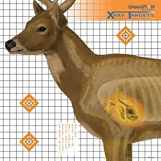 Champion Traps and Targets, Deer Target 25x25 (6 Pack)