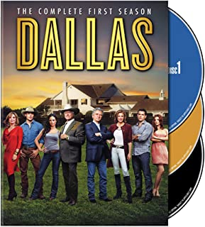 Dallas (2012): S1 (DVD)