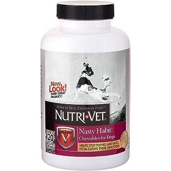 Nutri-Vet Nasty Habit Canine Chewables